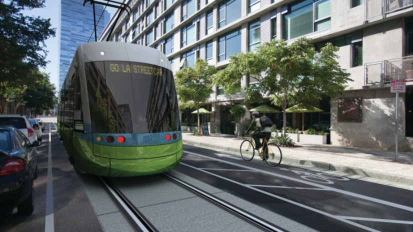 Is the DTLA Streetcar Program on Track?