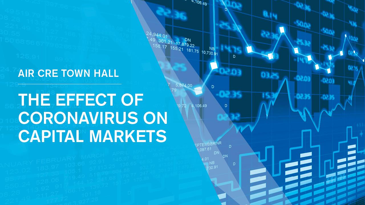 Town Hall on the Effect of Coronavirus on Capital Markets