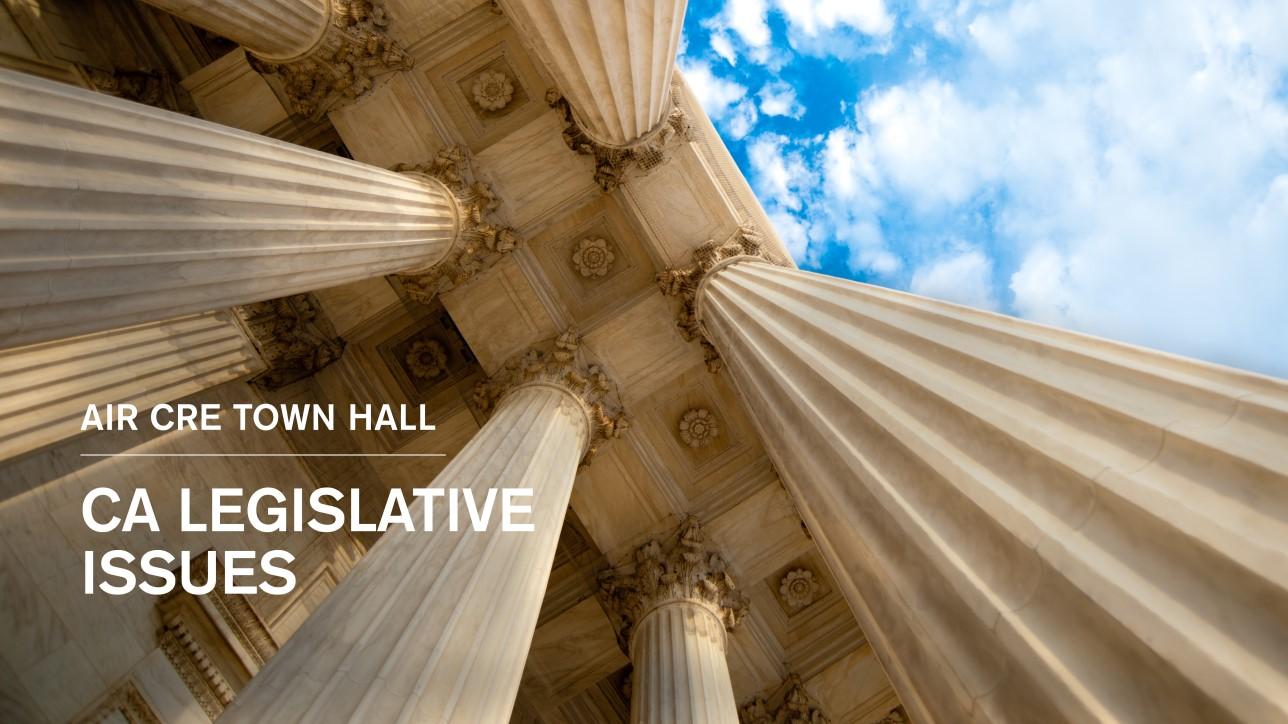 AIR CRE_Town Hall Slides_CA Legislation_07-30-2020(2)