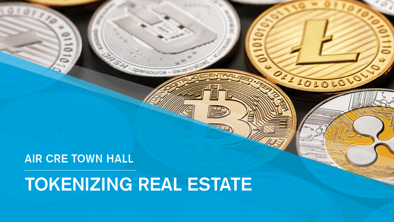AIR CRE Tokenizing Real Estate